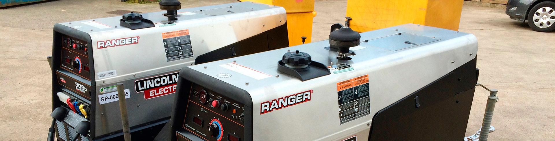generador electrico logroño